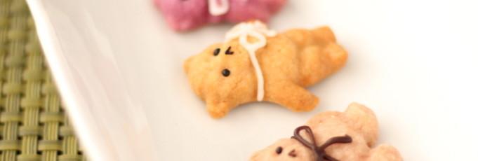 くまクッキー